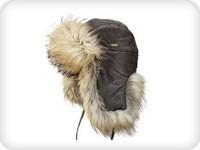 velours solide qui apportent encore plus de confort à ce bonnet qui couvre les oreilles, dans un style Vintage. À nouer sous le menton, ou sur la tête,
